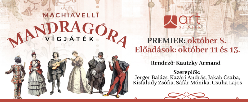 Machiavelli: Mandragóra